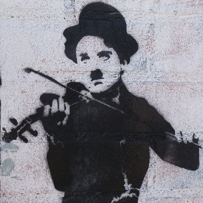 Charles Chaplin - Tucson
