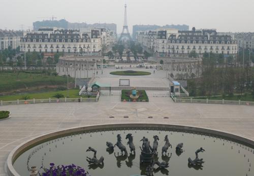 Réplicas arquitectura en China