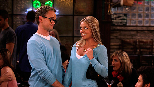 How I Met Your Mother Britney Spears
