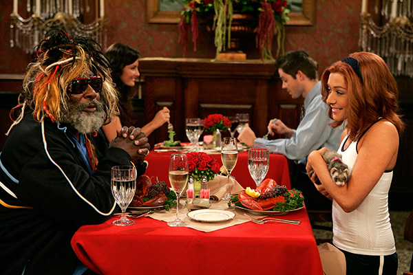 How I Met Your Mother George Clinton
