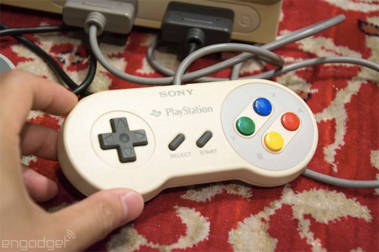Consola Nintendo PlayStation