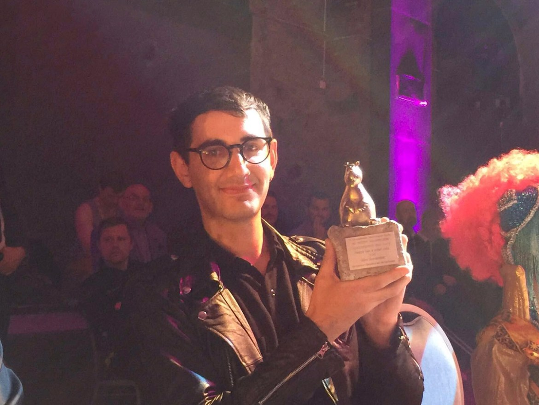 Alex Anwandter Teddy Awards 2016