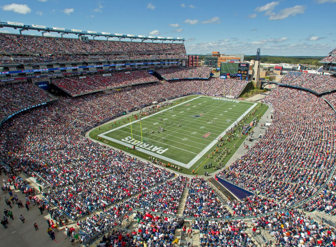 Gillette Stadium de Foxborough Copa America 2016