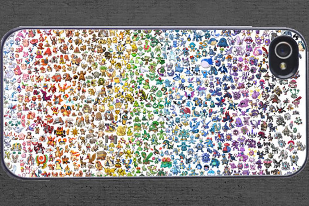 carcasa pokemon