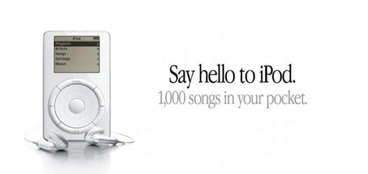 Apple iPod 2001