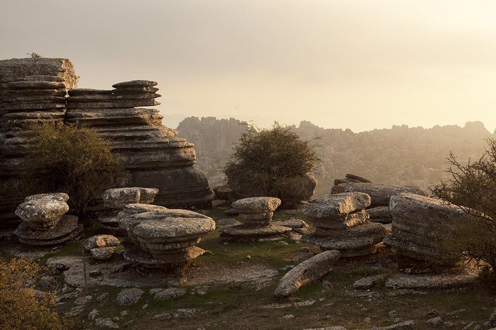 Patrimonio de la Humanidad Los dolmenes de Antequera
