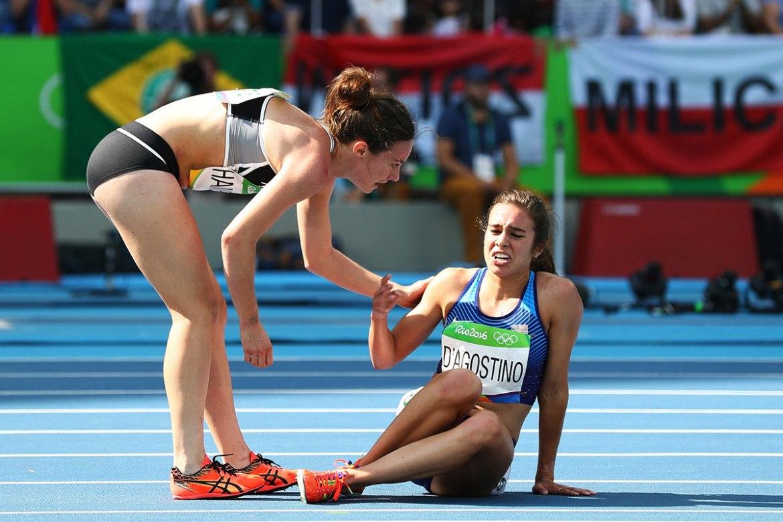 Rio 2016 ayuda atletismo