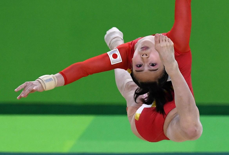 Rio 2016 gimnasia Japon