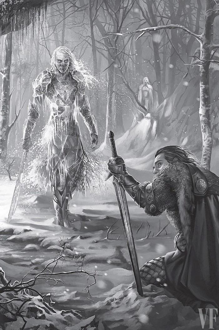 game of thrones libro ilustrado