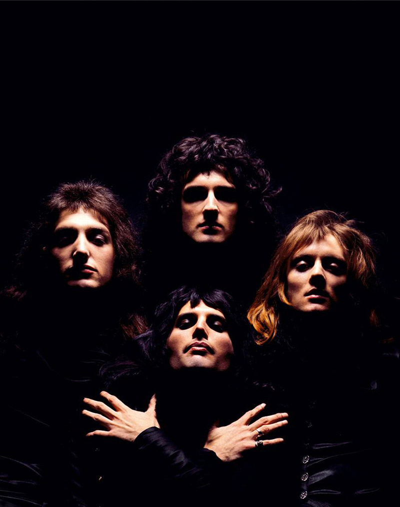 queen por mick rock
