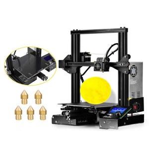 Creality 3D Ender-3 V-slot Prusa I3 DIY 3D Printer Kit 220 x 220 x 250mm Printing Size