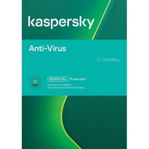 Kaspersky Anti-Virus 5PC 1jaar