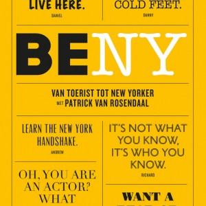 Be NY - Patrick van Rosendaal - Paperback (9789401441162)
