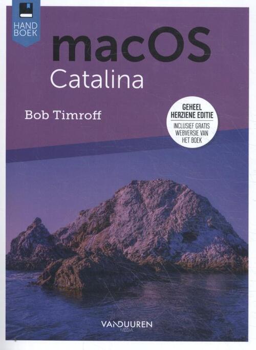 Handboek macOS Catalina - Bob Timroff - Paperback (9789463561273)