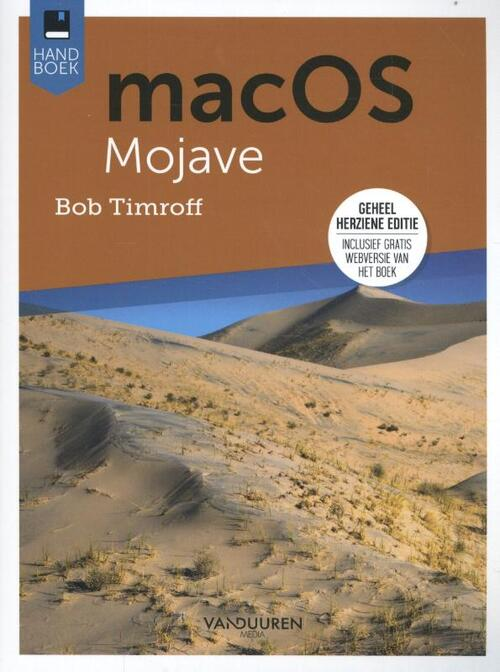 Handboek macOS Mojave - Bob Timroff - Paperback (9789463560719)