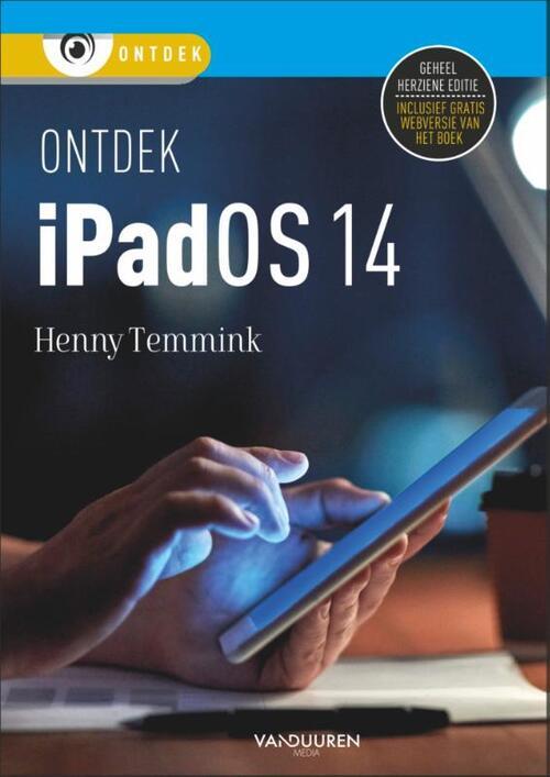Ontdek iPadOS 14 - Henny Temmink - Paperback (9789463561853)