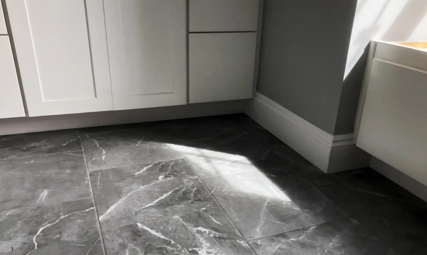 Grey Marble Floors