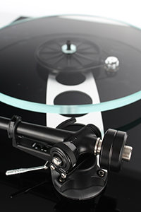 Rega Planar 3 close up