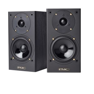 PMC DB1 Gold bookshelf speakers