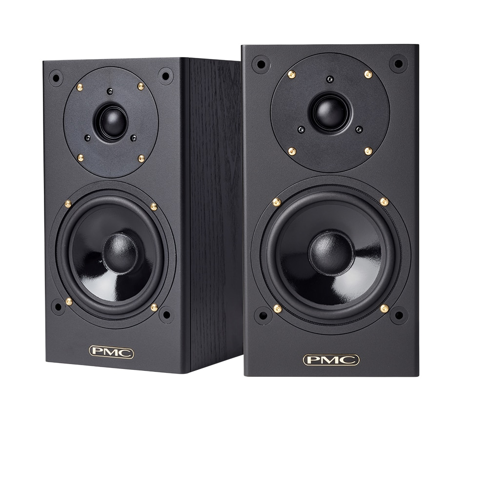 PMC DB1 Gold bookshelf speakers