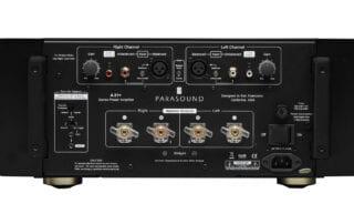 Parasound A21+ Power Amplifier