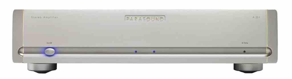 Parasound A23+ Power Amplifier