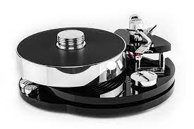 Trans Rotor Record Players