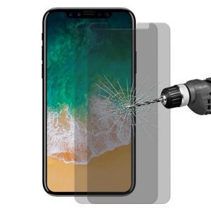 2 pakjes enkay 0.26mm 9h 2.5d anti gluren gehard glas screen protector voor iphone xs/iphone x/iphone 11 pro