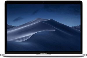 Apple Macbook Pro 15 INCH RETINA - CORE I7 - 2.2 GHZ - 256GB - 16GB - TOUCH BAR SILVER - A-Grade