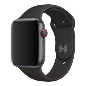 Apple Watch Sportbandje 44mm (Zwart)