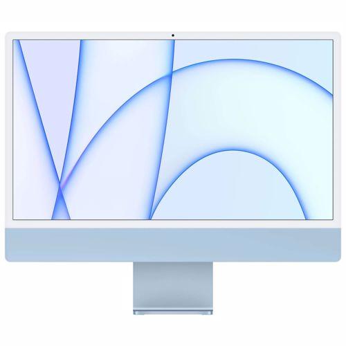 "Apple iMac Retina 4.5K 24"" (2021) 8GB/256GB 2-port (Blauw)"
