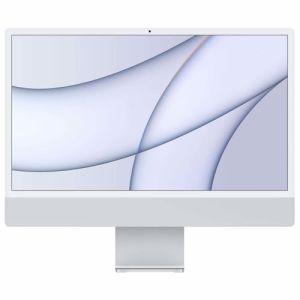 "Apple iMac Retina 4.5K 24"" (2021) 8GB/256GB 2-port (Zilver)"
