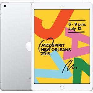 Apple iPad 2019 128GB Wifi + 4G (Zilver)