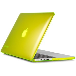 MacBook Pro (with Retina Display) 13 inch SeeThru (Lightning Yellow)