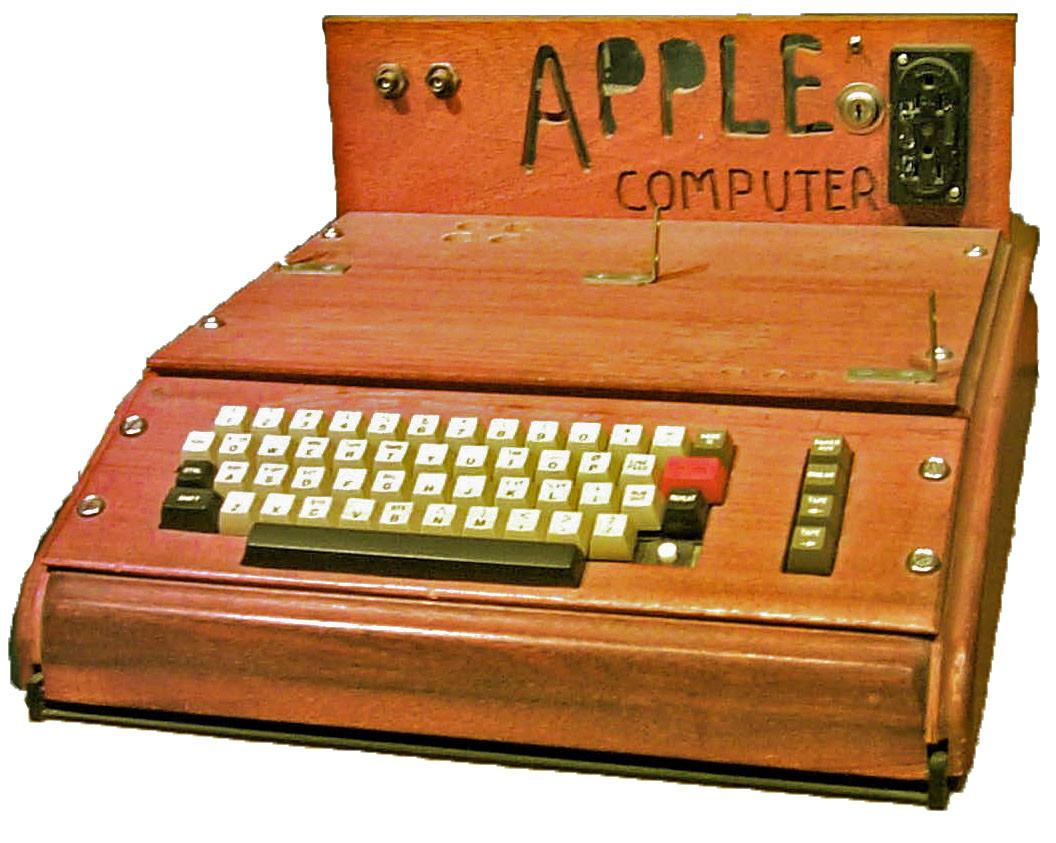 2-The Apple-1 – Apple II History