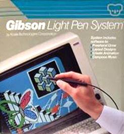 Gibson Light Pen