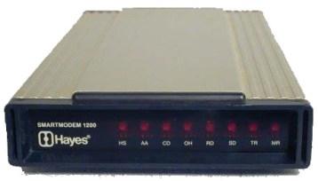 Hayes Smartmodem 1200