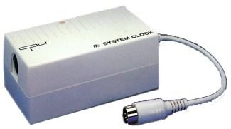IIc System Clock