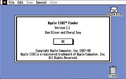 System 3.2, Finder 1.1