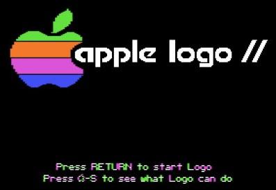Apple Logo II splash screen