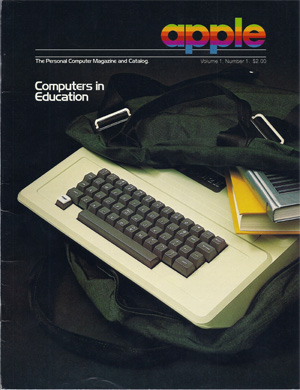 Apple The Personal Computer Magazine & Catalog, Volume 1, Number 1, 1979