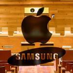شركتي Apple وSamsung في المحكمة