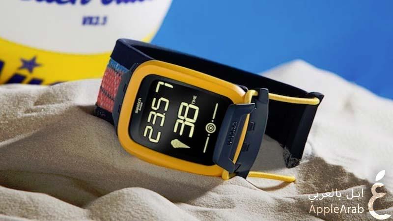 ساعة Swatch Touch صفر واحد