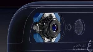 حساس كاميرا الايفون 6 بلس