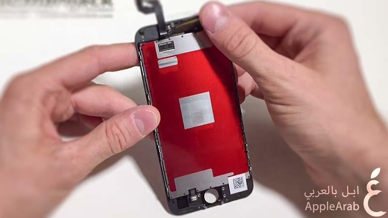 تقنية Force Touch في شاشة الايفون 6s