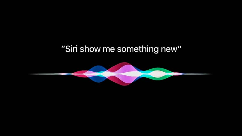 واجهة المستخدم الجديد في Siri مع iOS 9