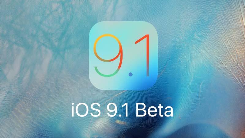 نظام iOS 9.1 Beta