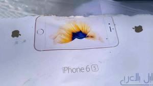 تسريب صندوق الايفون 6s