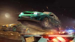 لعبة سباق السيارات Need for Speed No Limits