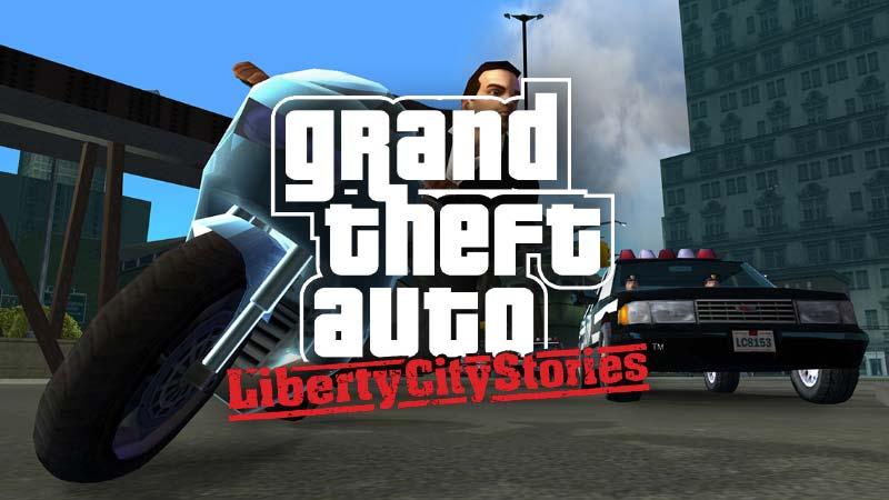 لعبة GTA Liberty City Stories